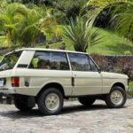 Classic Car Holidays Range Rover Touring