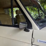 Classic Car Rally Touring Range Rover