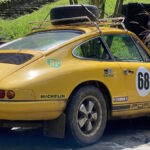 Porsche 911 Rally La Carrera Panamericana special exhaust system