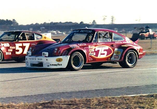 Mike Ramirez Porsche 911 Racing Car Diego Febles Classic Touring Rally
