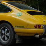 1968 Porsche 911 SWB Classic Rally Car