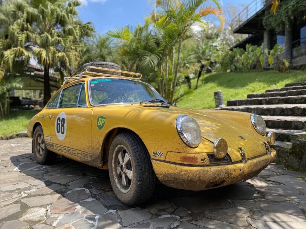 Porsche 911 Rally La Carrera Panamericana