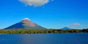 Pan American Rally Volcano Concepcion Isla Ometepe and Lake Nicaragua
